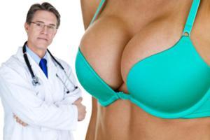 Пластика третий размер груди