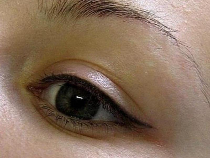 Нюансы татуажа глаз