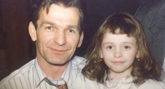 Анна с отцом