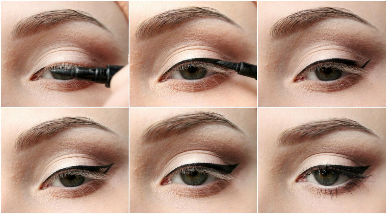 Макияж для маленьких глаз: 5 лайфхаков, которые сделают взгляд очень выразительным