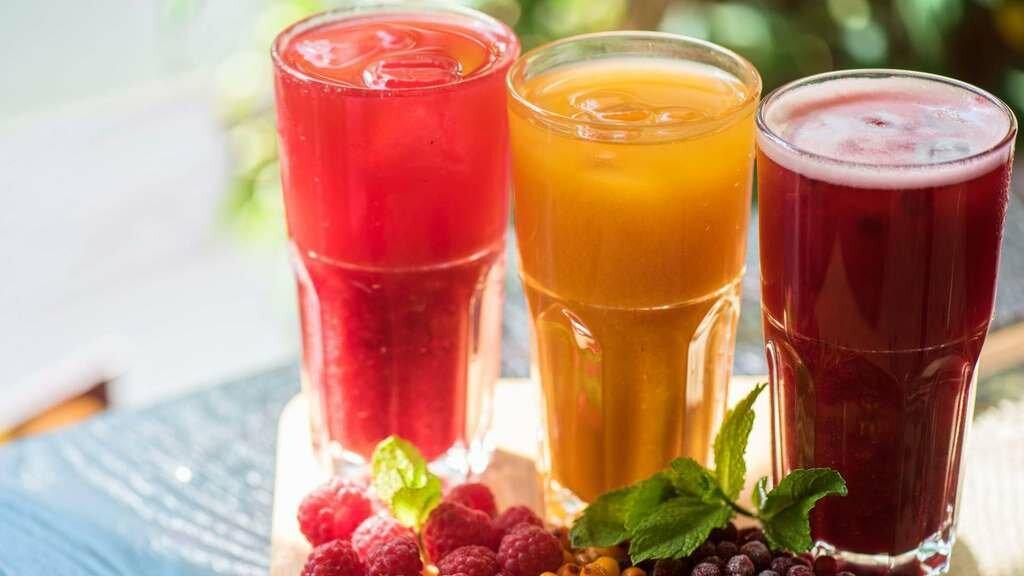 6 напитков, полезных для здоровья, которые можно сделать самому