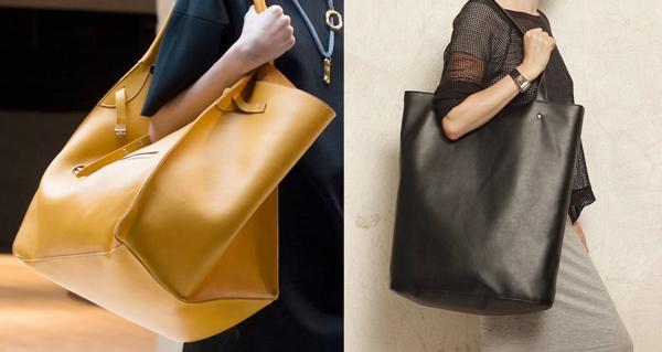 Размер имеет значение, или как выбрать стильную большую сумку на эту осень