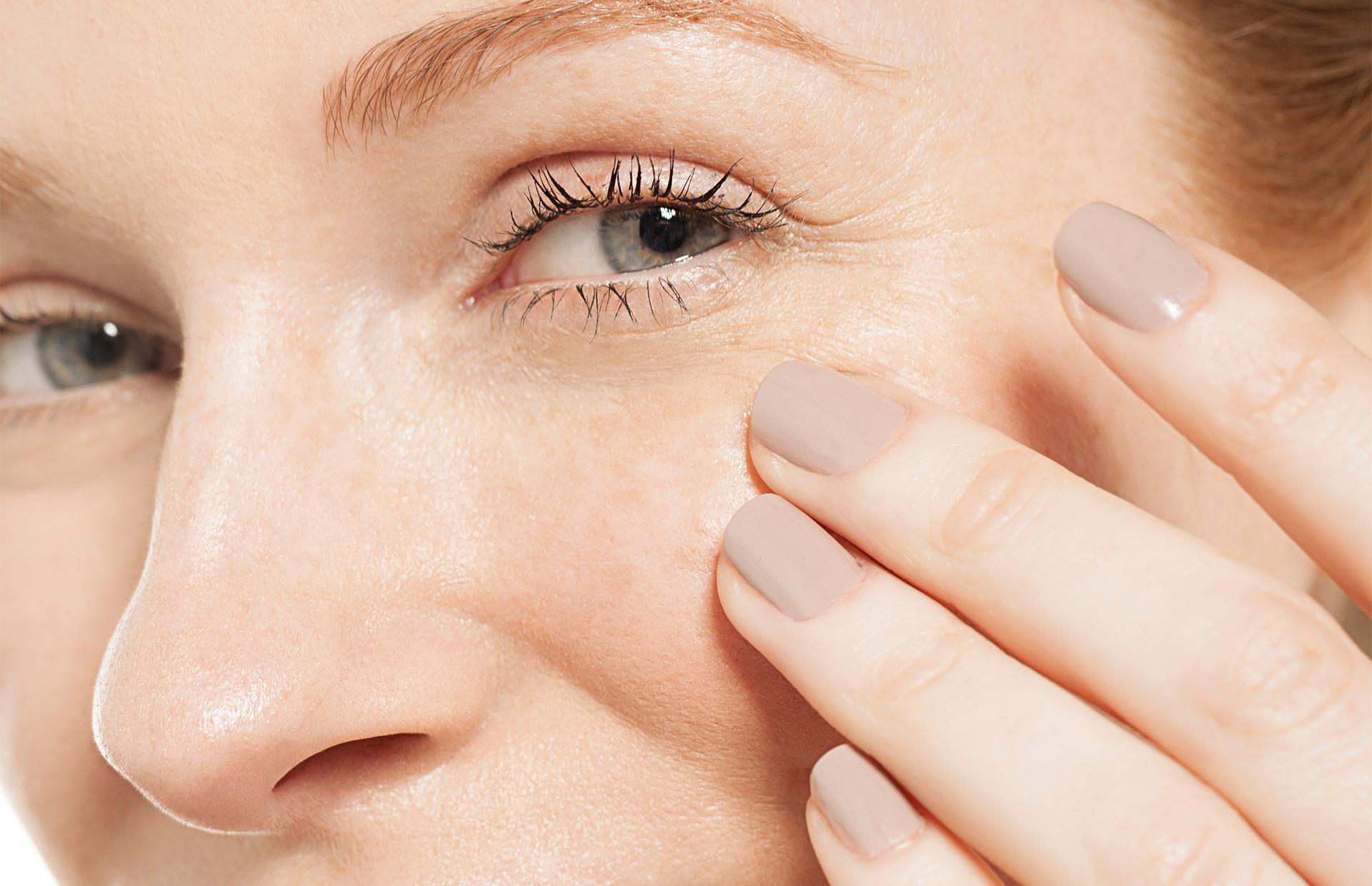 3 направления в уходе за зоной вокруг глаз на которых должна сконцентрироваться женщина после 40