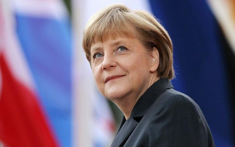 Анна Меркель
