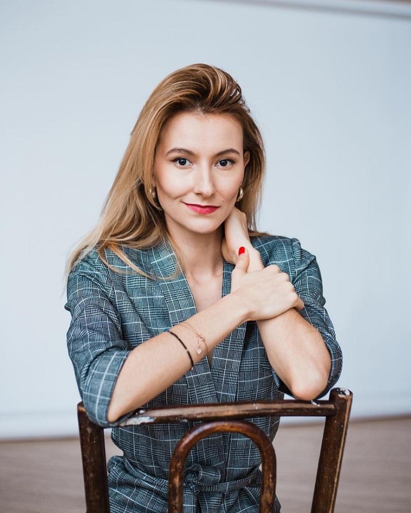 """Елизавета Ющук (""""Высшая школа экономики"""")"""