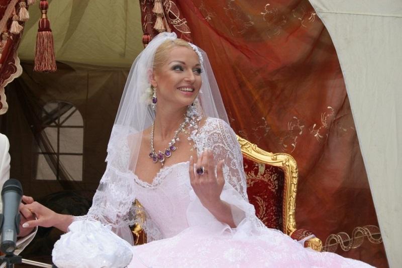 Свадебный набор от Вдовина
