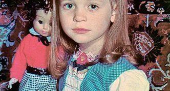 Детское фото актрисы