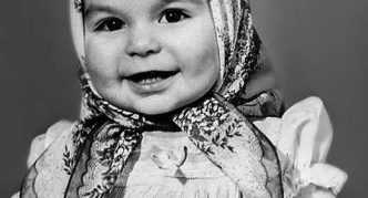 Екатерина в детстве