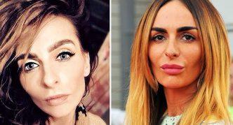 Екатерина Варнава до и после