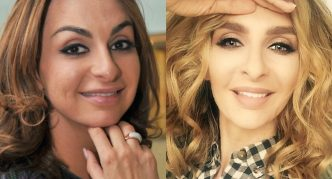 Екатерина до и после