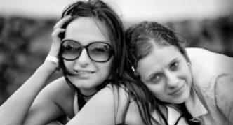 Екатерина Варнава в подростковом возрасте