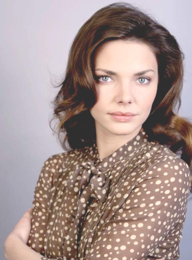 Актриса Елизавета Боярская