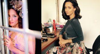 Фото Татьяны Денисовой до и после