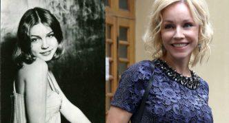 Грудь Марины Зудиной до и после пластики