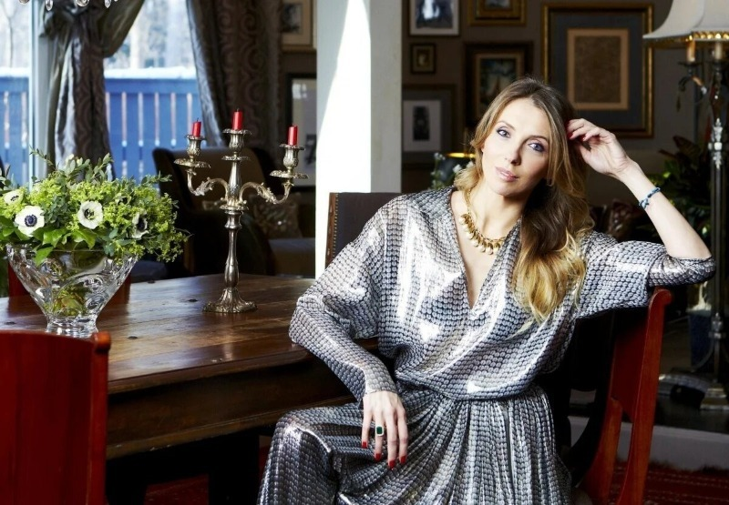 Светлана Бондарчук в 51 год высказалась в защиту женщин элегантного возраста