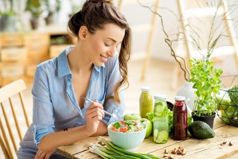 3 здоровые диеты, на которых можно не бояться авитаминоза