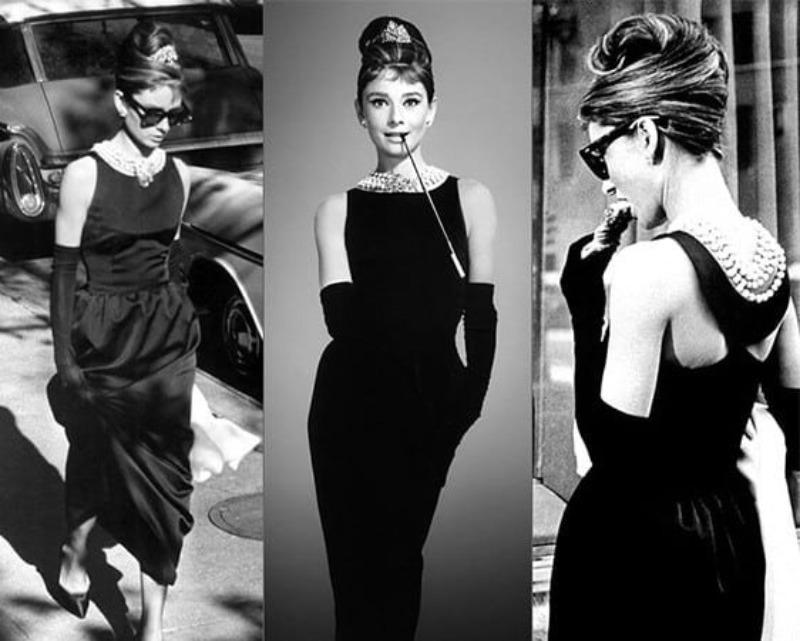 6 звезд в «маленьком черном платье», которые вошли в историю