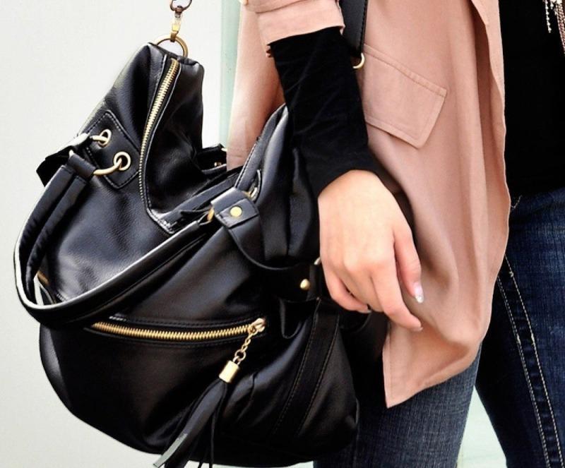5 сумок, которые обязательно прибавят возраст своей обладательнице