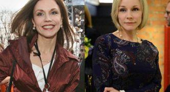 Изменения внешности Марины Зудиной до и после пластики