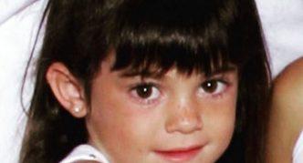 Кайли в детстве