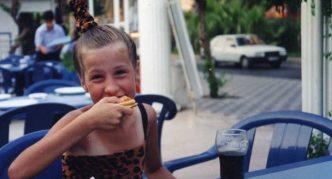 Кэти в подростковом возрасте