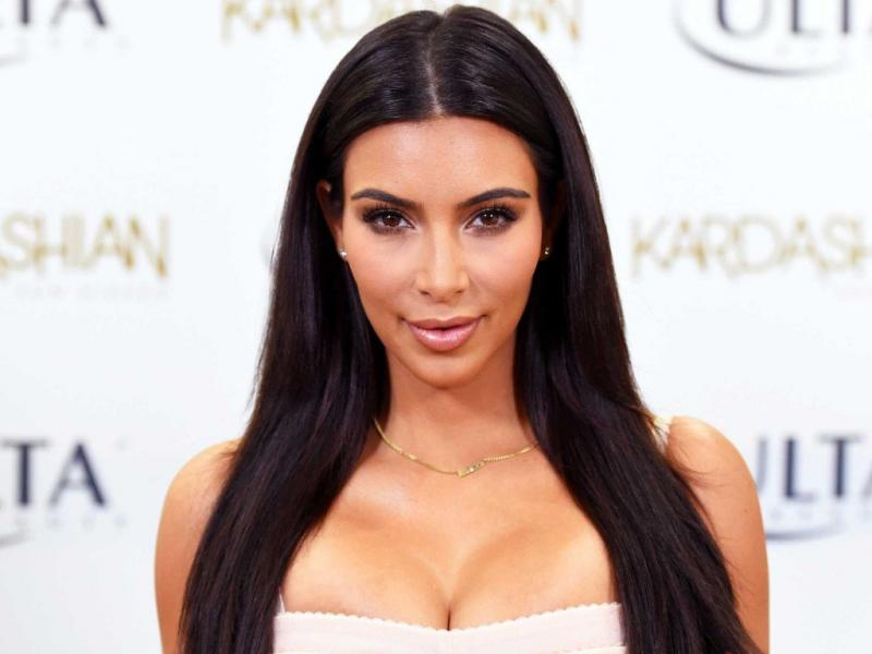 Осталось ли у Ким Кардашьян хоть что-то своё? Фото до и после пластики