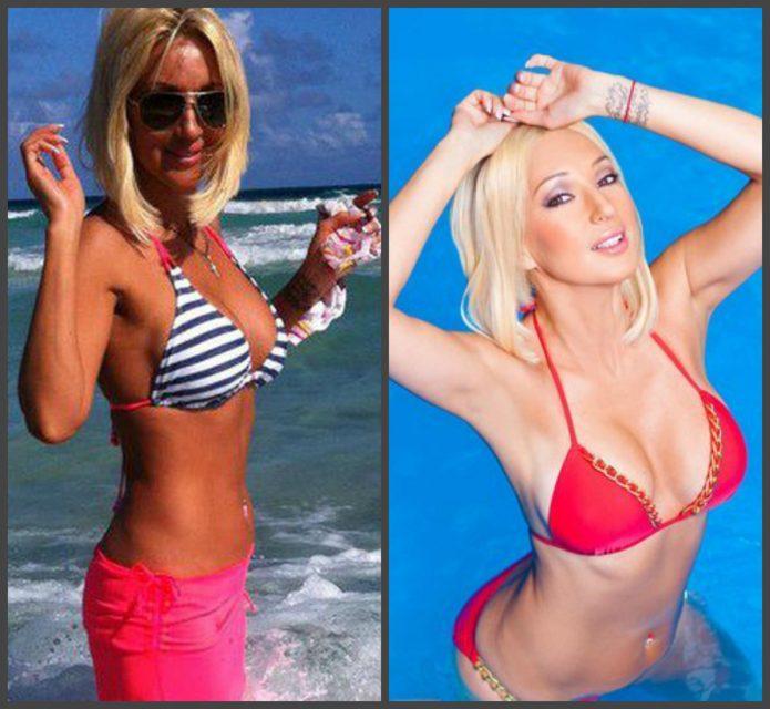 Лера Кудрявцева до и после пластики фигуры