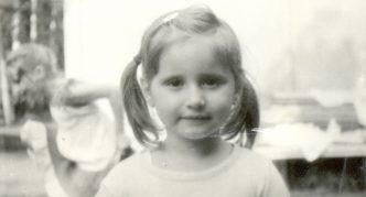 Маленькая Светлана