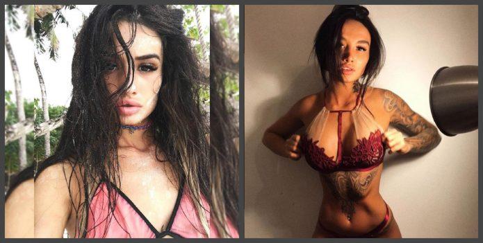 Марина Мексика до и после пластики груди