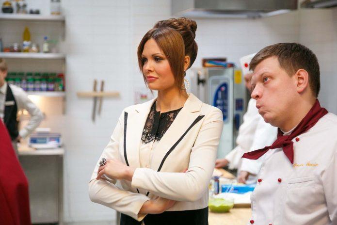 Мария Горбань в сериале Кухня