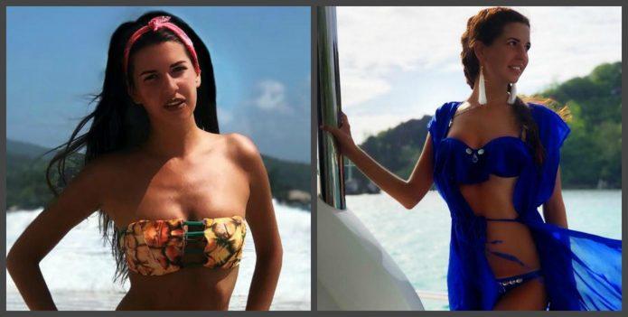 Майя Донцова до и после пластики груди