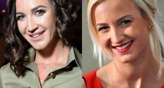 Ольга до и после изменения формы губ