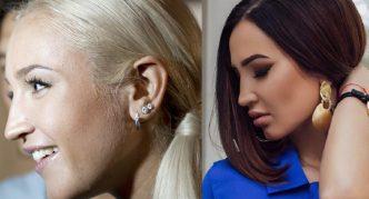 Ольга до и после увеличения губ