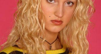 Ольга в юношестве