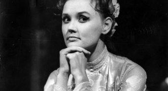 Молодая Вера Алентова