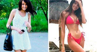 Анастасия Решетова до и после пластики тела