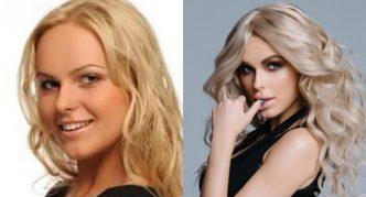 Певица Ханна до и после пластики