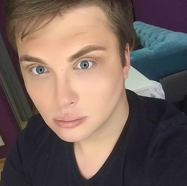 Первый российский Кен – Егор Халявин