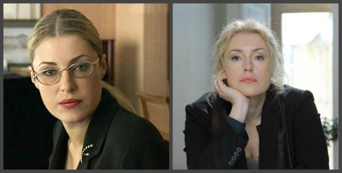 Мария Шукшина тогда и сейчас