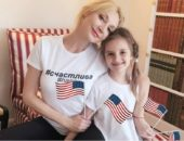 Кристина Орбакайте с дочерью Клавдией Земцовой