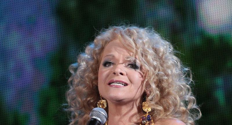 Лариса Долина получила негатив в свой адрес после концерта в Крыму