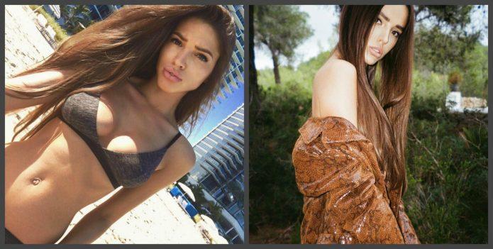 Виктория Короткова до и после пластики