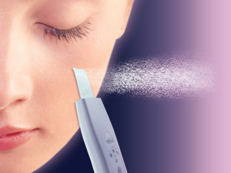 Ультразвуковая чистка лица фото и отзывы пациентов