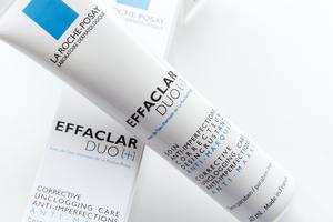 Корректирующий крем Effaclar Duo от La Roche Posay