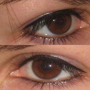 татуаж века нижнего фото до и после