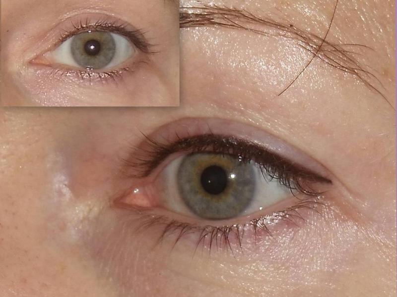 Что из себя представляет татуаж глаз