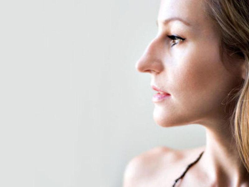 Римский женский нос