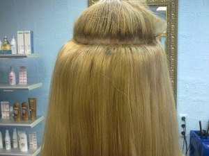 Голливудское наращивание волос цена в спб