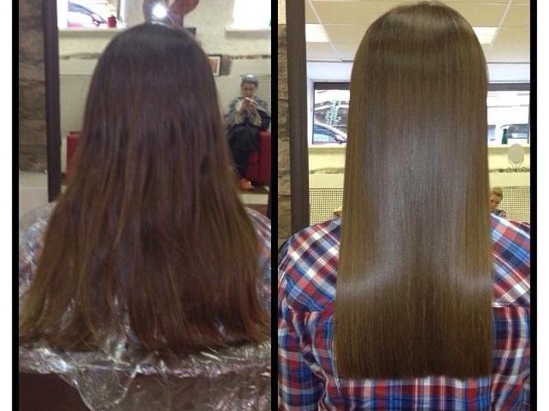 Keratín narovnanie vlasov  cena 866c6303794