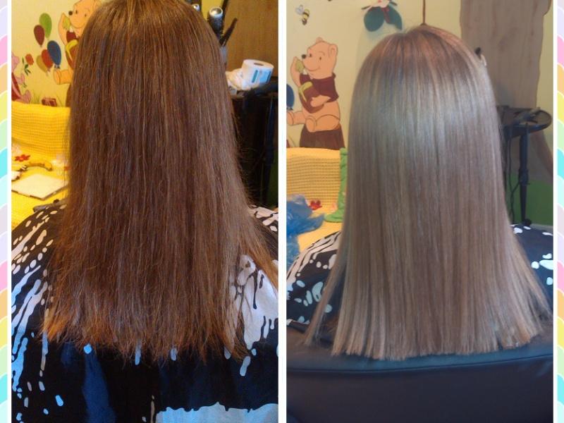 Можно ли накручивать волосы после кератинового выпрямления